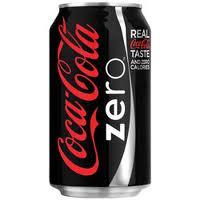 Coke Zero - 12 oz - Case of 24