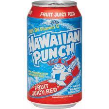 Hawaiin Punch - 12 oz - Case of 24