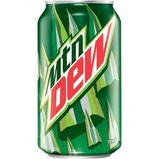 Mountain Dew - 12 oz - Case of 24