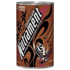 Nutrament - Chocolate 12 oz - Case of 12
