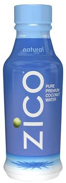 Zico Coconut Water 16.9 oz - Natural - Case of 12