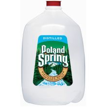 Poland Spring - Distilled 6/1 Gallon