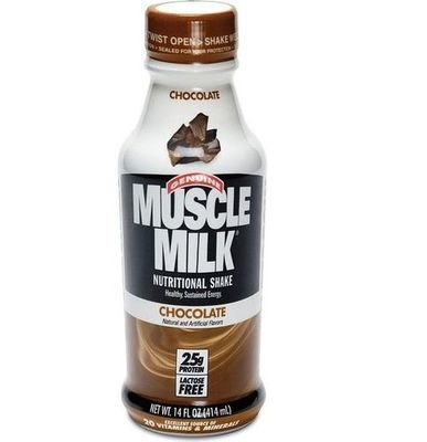 Muscle Milk - Chocolate - 12/14 oz.