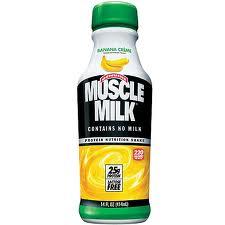 Muscle Milk - Banana - 12/14 oz.