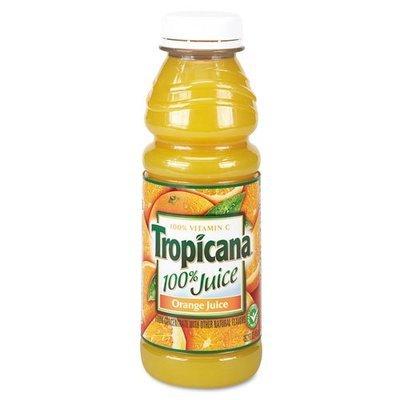 Tropicana 16 oz. Orange Case of 12