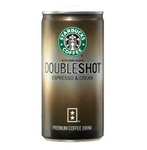 Starbucks - Double Shot (Cans) 12/6.5 oz.