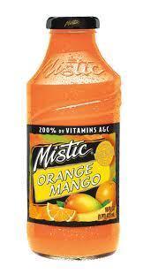 Mistic 16 oz - Orange Mango - Case of 12