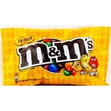 M&M Peanut - 48 Count
