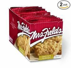 Mrs. Fields Macadamia Nut Cookies 12 Count