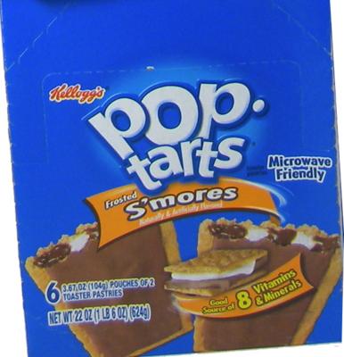 Kellog's Pop Tarts - Smores 6/2 packs