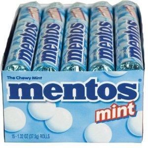 Mentos - Mint - 15 Count