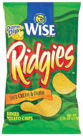 Wise Sour Cream & Onion 72 Count