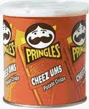 Pringles - Cheez Ums (12 Pack of 1.4 oz.)
