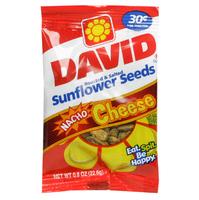 David's Sunflower Seeds Nacho 30 Cent