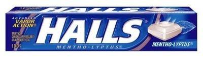 Halls - Menthol 20 count