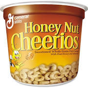 Cereal Cups Honey Nut Cheerios 6 pack