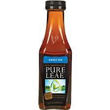 Pure Leaf Sweetened Tea 18.5 oz Plastic Bottles Case of 12