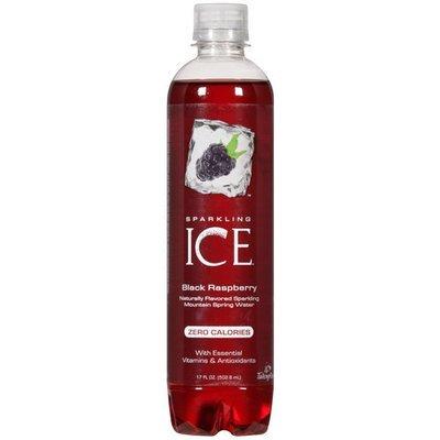 Sparkling Ice Black Raspberry 12/17 Oz.