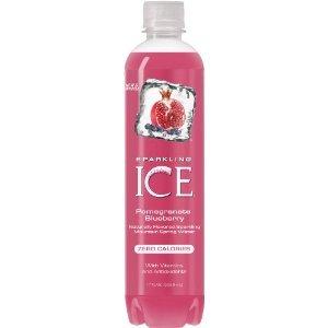 Sparkling Ice Pomegranate/Blueberry 12/17 Oz.