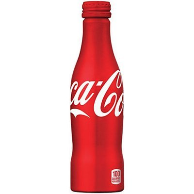 Coke  8.5 oz. Aluminum Bottles - Case of 24