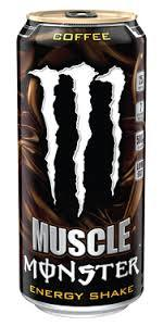 Monster Muscle Chocolate 15 oz - Case of 12