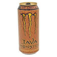 Monster Java Loca Mocha  15 oz - Case of 12