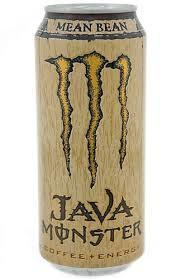 Monster Java Mean Bean  15 oz - Case of 12