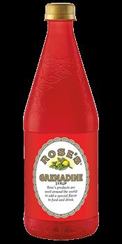 Rose's Grenadine 12/1 Liter