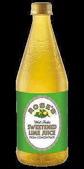 Rose's Lime Juice 12/1 liter