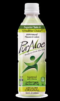 Pur Aloe Water Zero Calorie Original 24/16.9 oz
