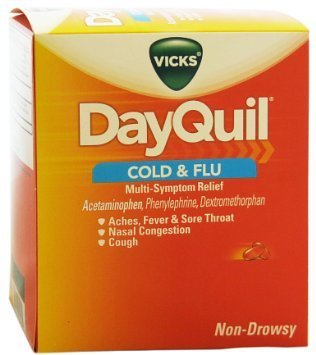 Dayquil 25/2 count