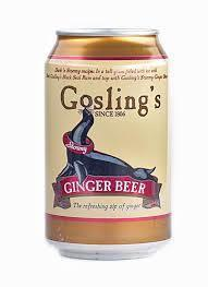 Gosling's Ginger Beer 12 oz - Case of 24