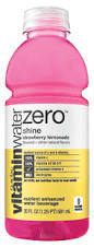 Glaceau Vitamin Water 20 oz - Diet Shine (Strawberry/Lemonade) - Case of 24