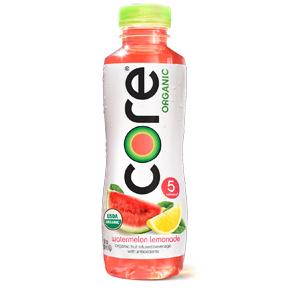 Core Organic Watermelon Lemonade 12/18 oz