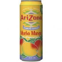 Arizona 23.5 oz Cans Mango - Case of 24