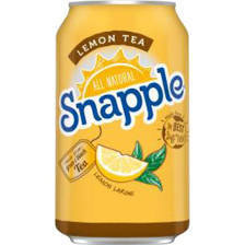 Snapple 11.5 oz (cans) - Lemon - Case of 24