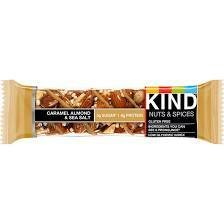 Kind Bars Caramel Almond Sea Salt 12 count