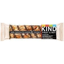 Kind Bars Dark Chocolate Almond  Coconut 12 count