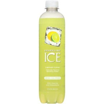 Sparkling Ice Ginger Lime 12/17 Oz.