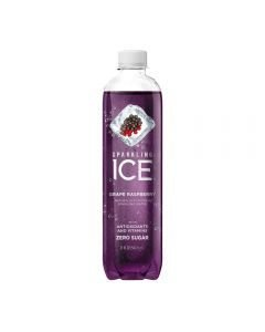 Sparkling Ice Grape Raspberry 12/17 Oz.
