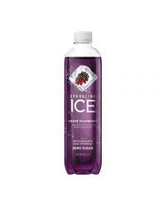Sparkling Ice Grape Raspberry 12/17 Oz.