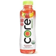 Core Organic Strawberry Banana 12/18 oz