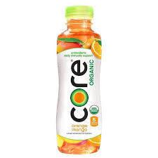 Core Organic Orange Mango 12/18 oz