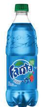 Fanta Berry - 20 oz - Case of 24