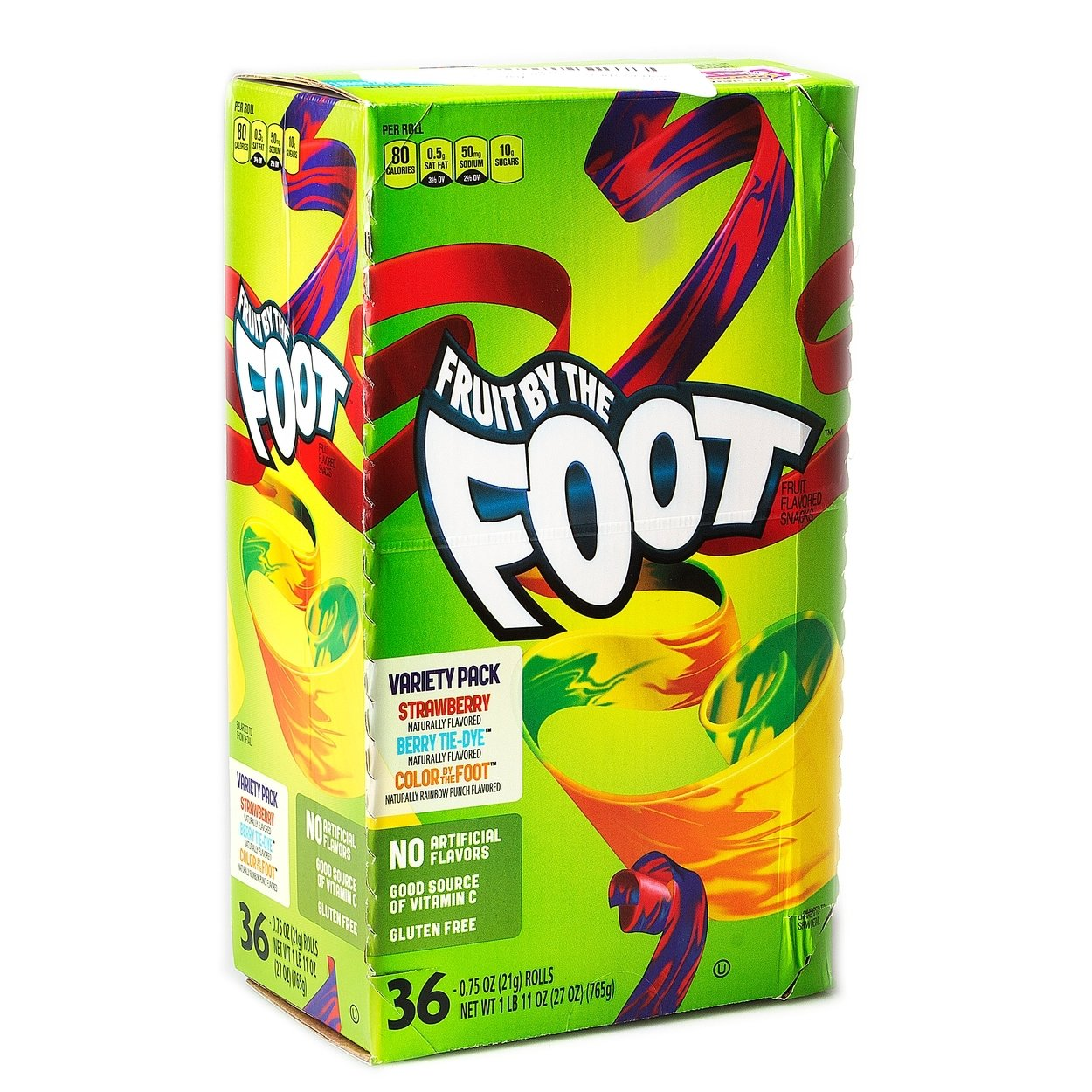 Fruit By The Foot 36 Count