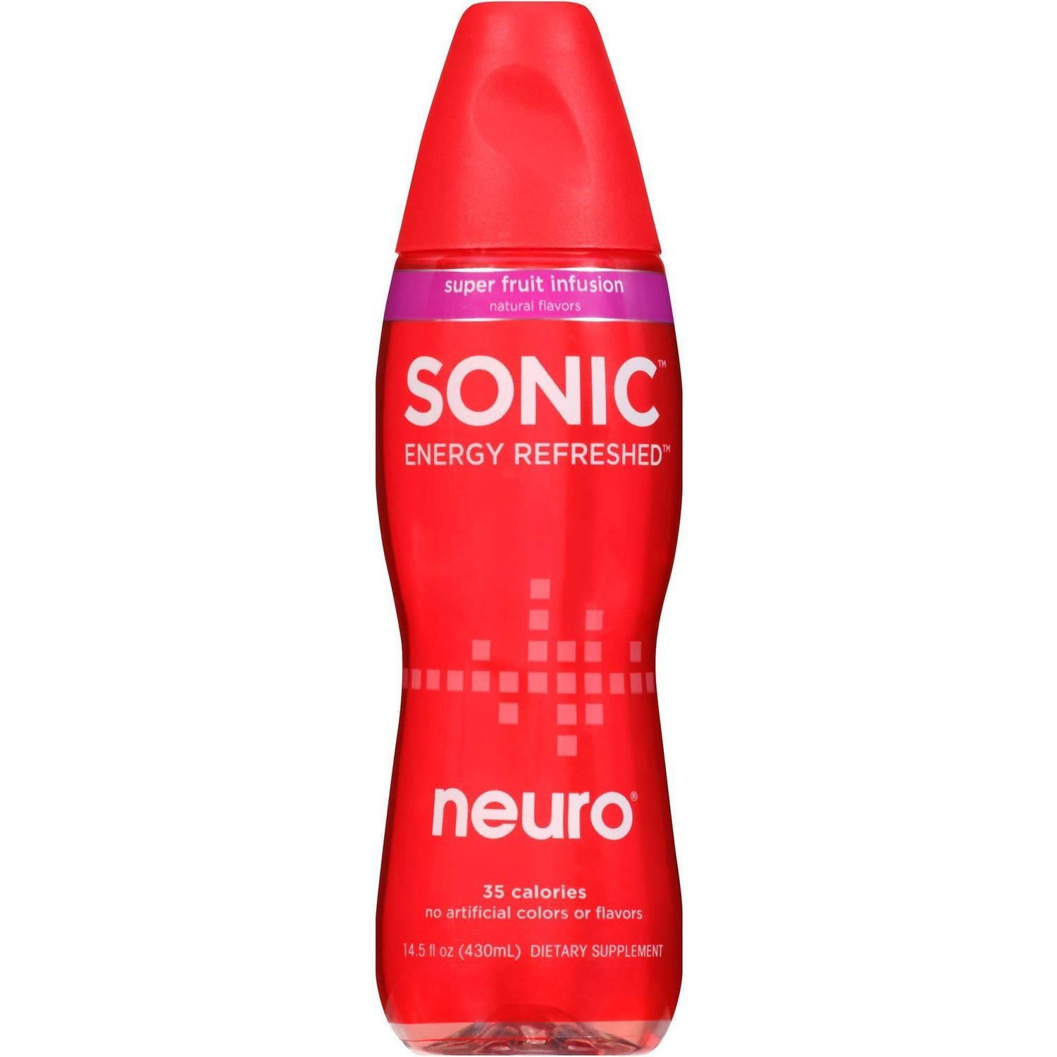 Neuro Sonic Super Fruit Infusion 12/14.5 Oz