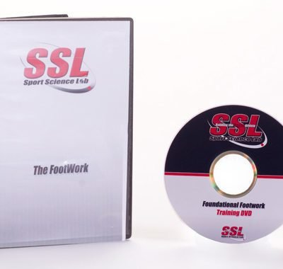 Foundational Footwork Instructional DVD's