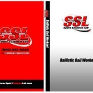 Ballistic Ballwork Instructional DVD