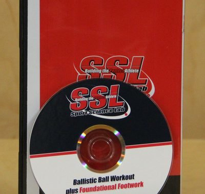 Ballistic Ballwork and Foundational Footwork Combo DVD