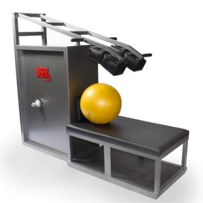 Accelerated Isokinetic Machine